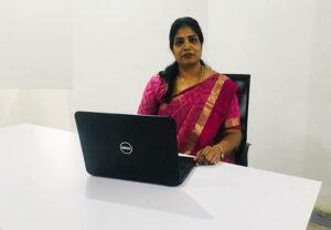Dr. D. Prabha, M.Com, MBA, B.Ed, MPhil, Ph.D