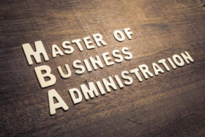 WHY DO MOST CEO'S HOLD AN MBA DEGREE?